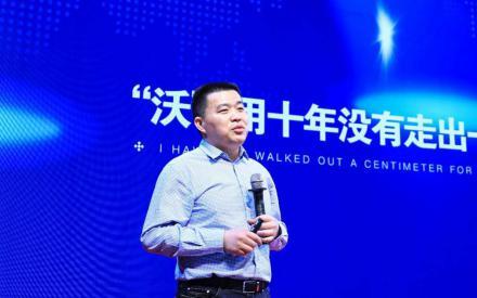中沃门业创始人闫鹏洋:我的梦想是培养一百位门业人才 实现百亿市值_民营经济网