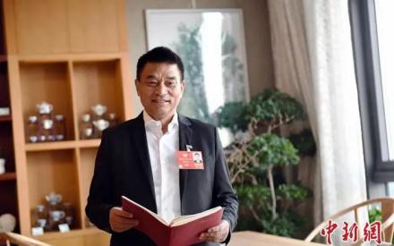 """""""农民的朋友""""刘永好:参与乡村振兴是民营企业的责任与担当_民营经济网"""